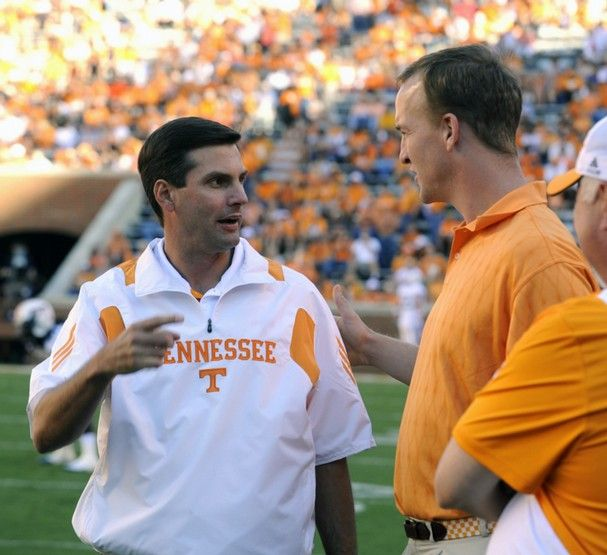 Peyton Manning Through The Years : Knoxville Photo