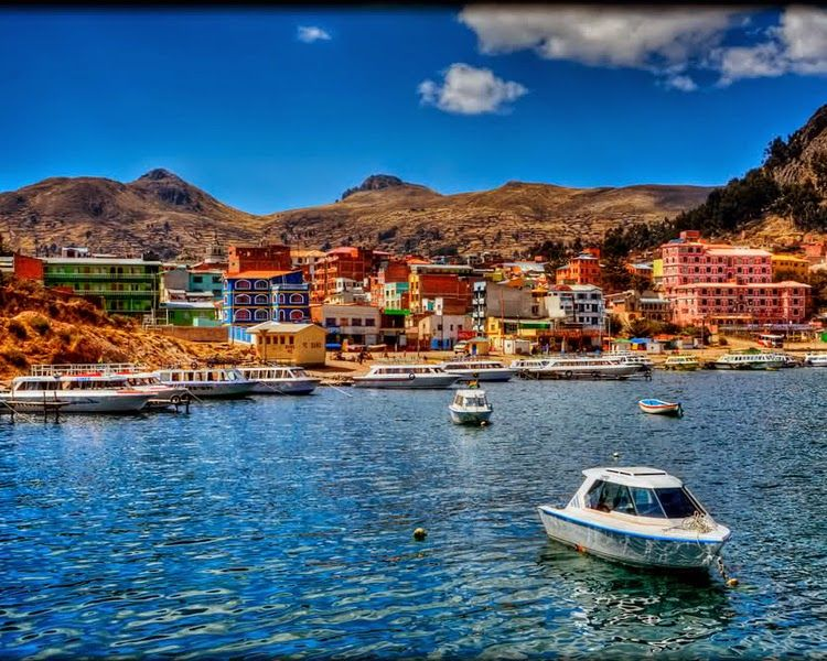 Bolivia beautiful scenery | Most beautiful places in the world ...