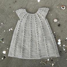 Kız Bebeklere Örgü Elbise Modelleri #håndarbejde