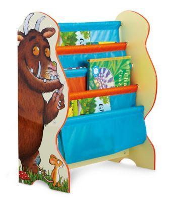 new concept 3e877 939b2 HelloHome Gruffalo sling bookcase | Lowen's big boy room ...