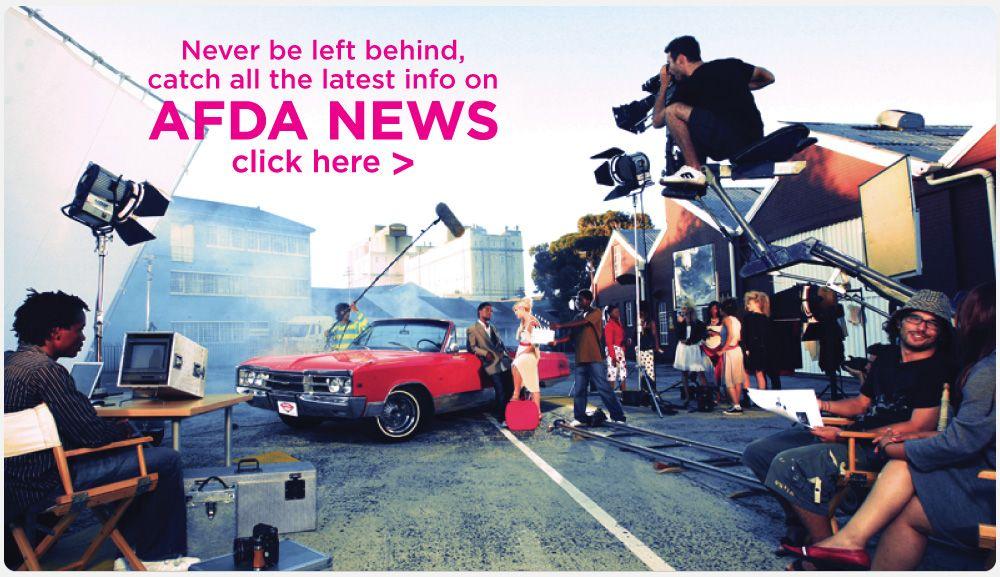 AFDA film school South Africa, obtain a bachelor of arts