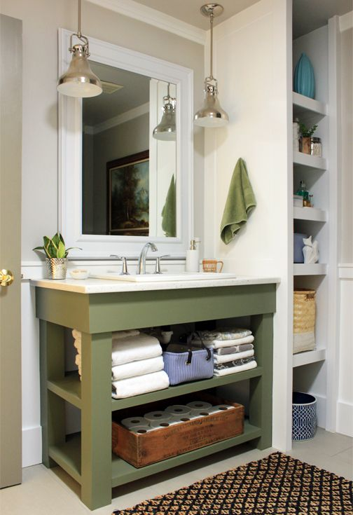 Diy home renovations bhg 39 s best home decor inspiration - Diy badezimmer ...