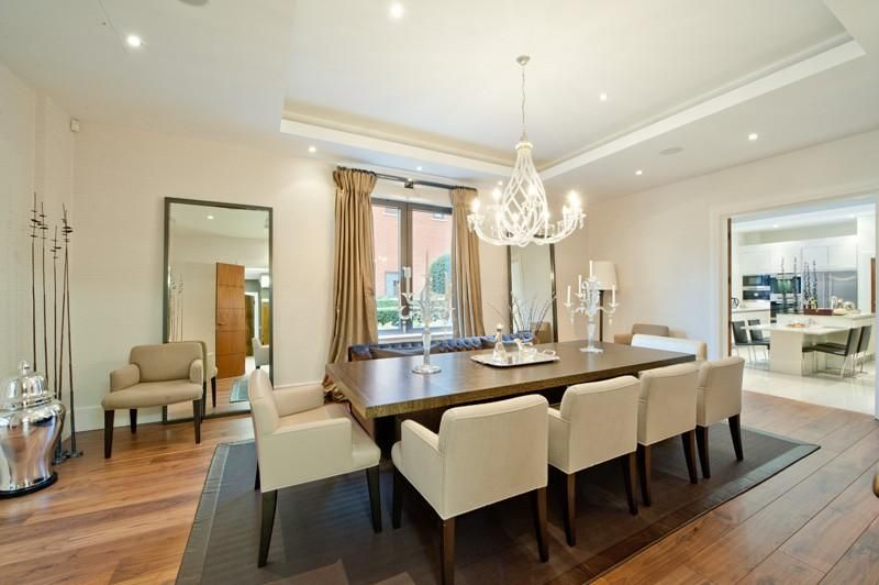 Allingham Court The Bishops Avenue Harrods Estates London Gorgeous Dining Room Inspiration