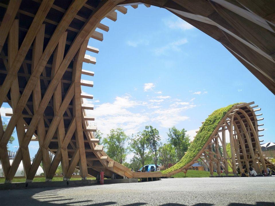 Design Of Qinsen Enterprise Exhibition Garden For 2019 Beijing World Horticultural Exposition In 2020 Design Research World Shanghai