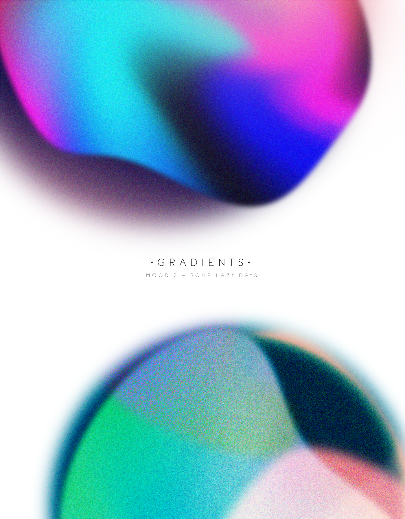 15 Inspiring Examples Of Vibrant Gradients In Graphic Design