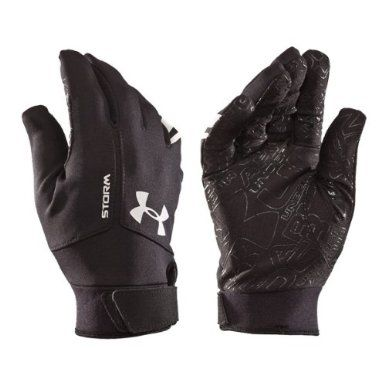 Under Armour Herren Handschuh Storm Glove,schwarz (1), L/XL,1235158: Amazon.de: Sport & Freizeit