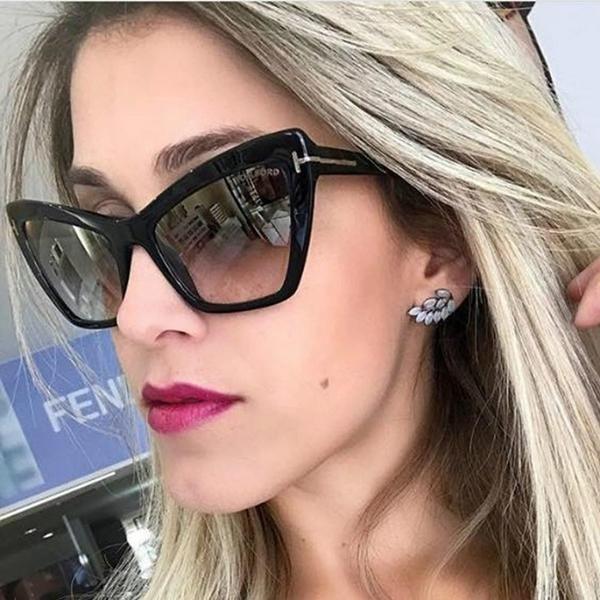 1e70c553e739 2019 Cat Eye Sunglasses Women Brand Designer Sun Glasses Men Vintage ...
