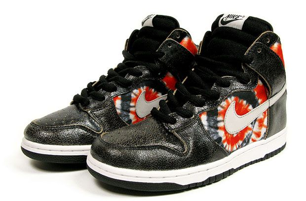 NIKE SB DUNK HI X HUF   Nike, Nike sb
