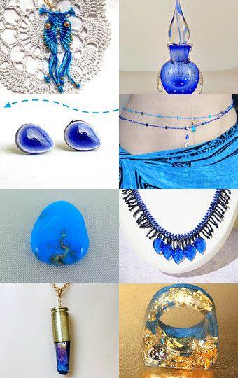 Blue Valentine by Jenya Levin on Etsy: http://www.etsy.com/treasury/NDAzMzY3Nzl8MjcyNDYwNzU3Nw/blue-valentine
