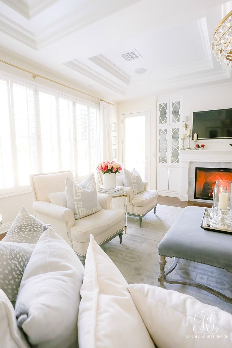 5 More Things My Mom Taught Me That Will Change Your Life Winter Living Room Living Room Decor Family Room Design