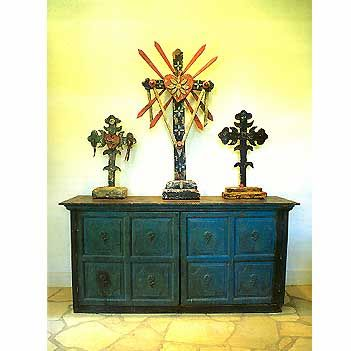 Spanish Colonial Furniture Mexican