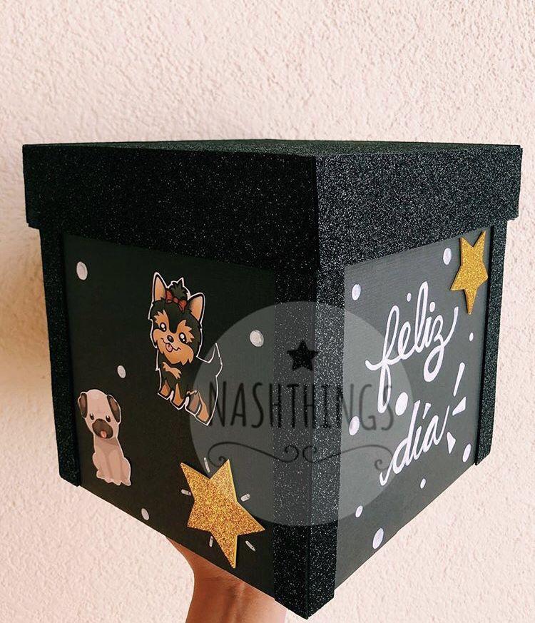 Cajas Personalizadas Cajas Decoradas Para Cumpleaños Cajas Personalizadas Cajas De Regalo Sorpresa