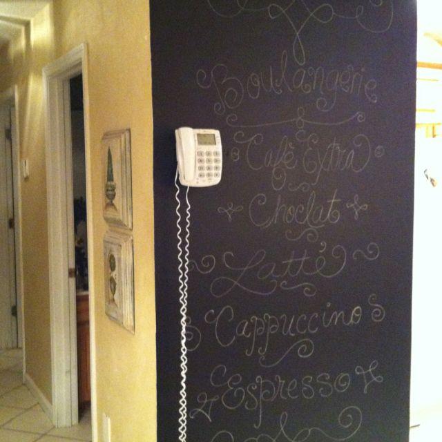 Blackboard Wall Design Exclusive, LLC Www