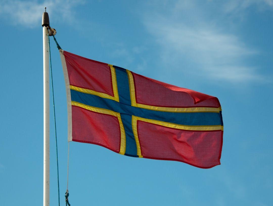 Scandinavian Flags The Nordic Cross Life In Norway Nordic Scandinavian Flag