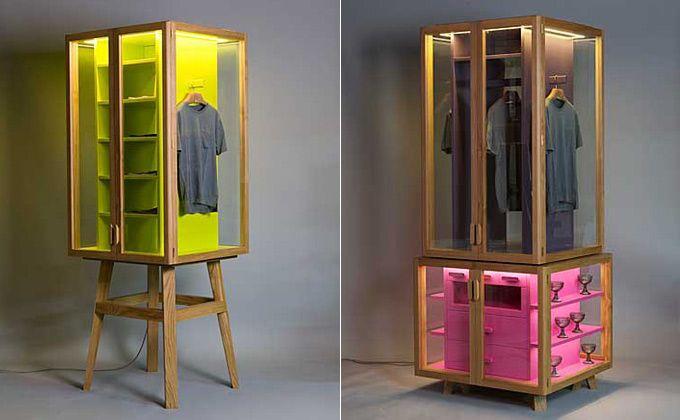 Vitrina Collection Por Hierve Studio Para Case Furniture
