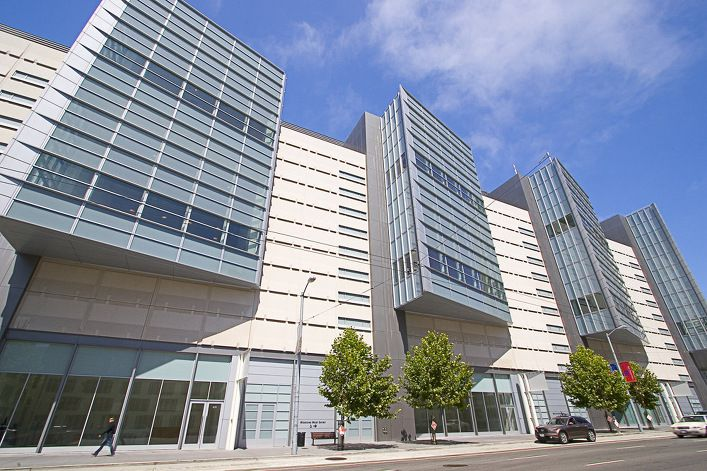 moscone center expansion • clark pacific • california's leader in