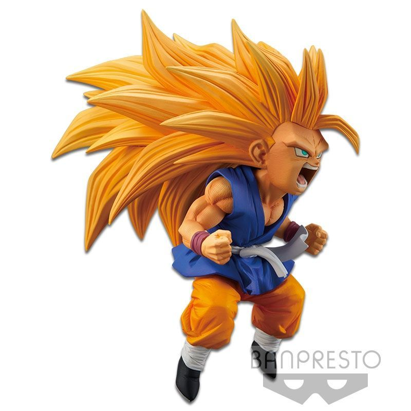 DRAGON BALL GT Son Goku  SSJ4 figura DXF FES Vol.4 Banpresto