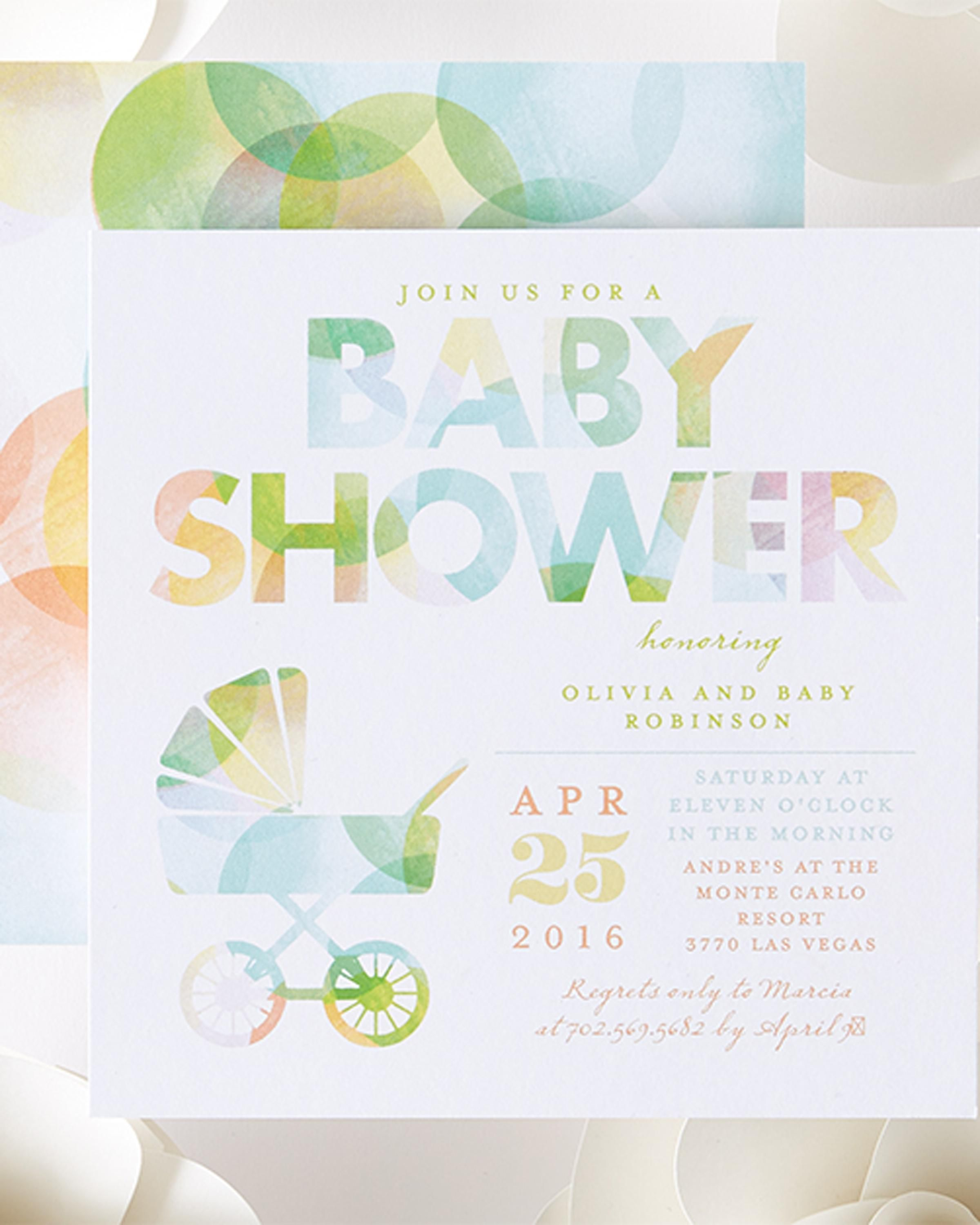 Honor mommy with her little one with whimsical baby shower ...