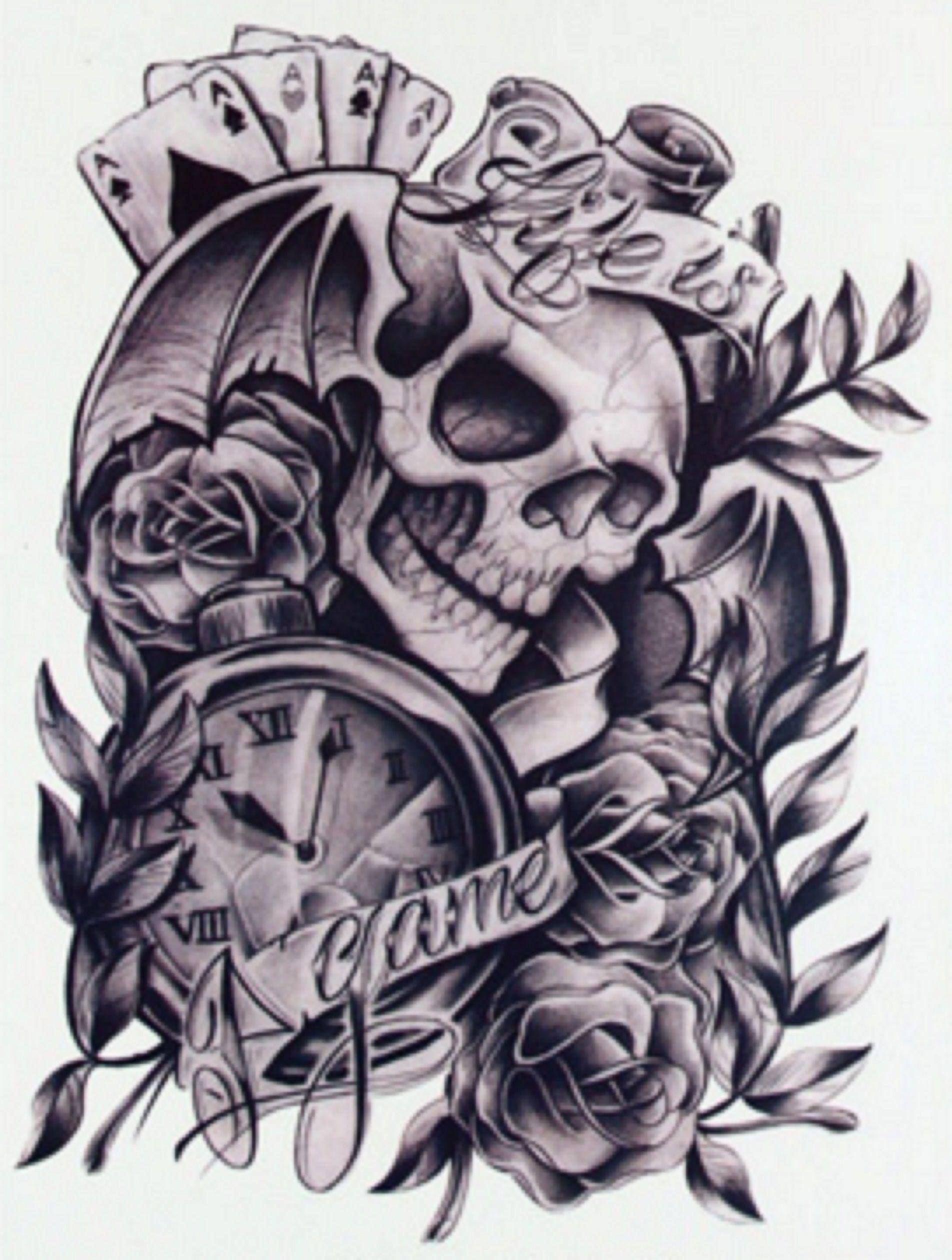 Life Is A Game Tattoo Design Tattoo Tattoos Tattoo Designs