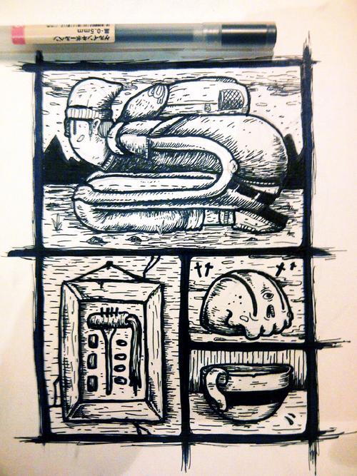Doodles // Christi du Toit