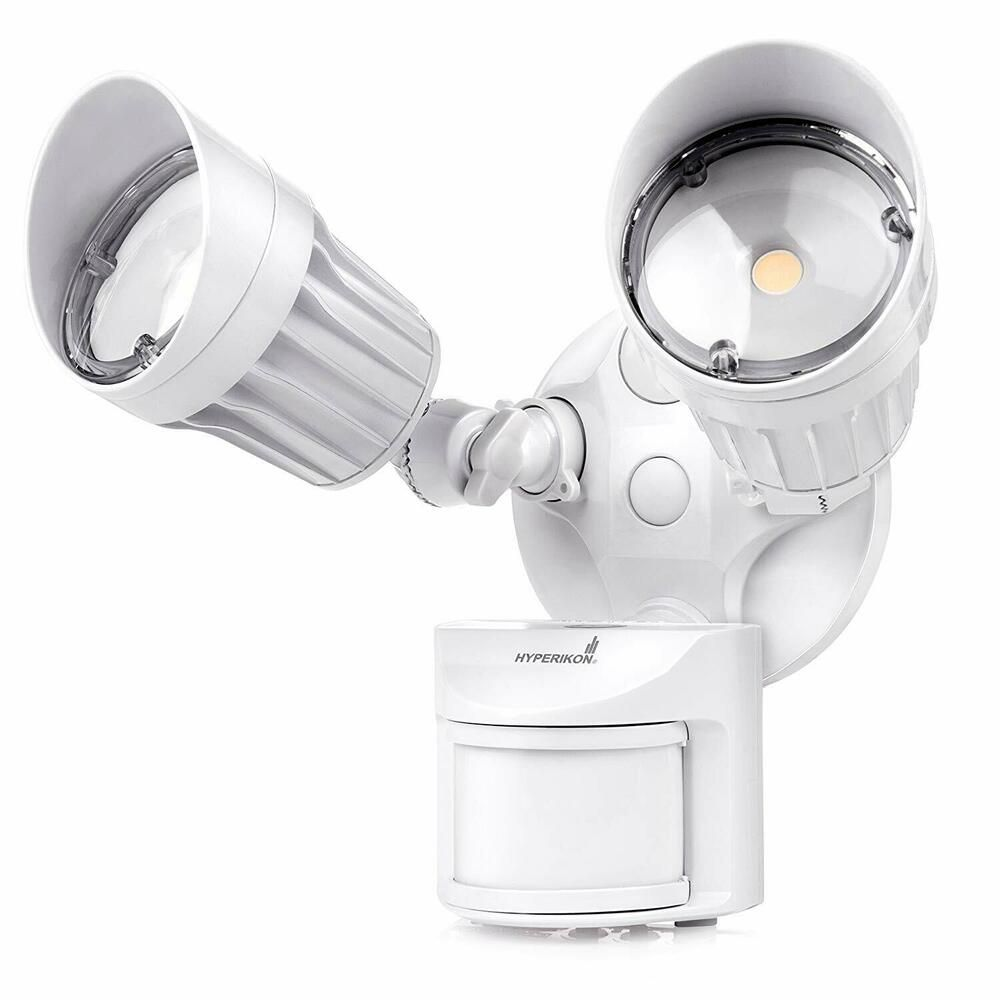 Hyperikon Led Outdoor Flood Light With Motion Sensor Hyperikon Modern Motion Sensor Lights Outdoor Led Outdoor Flood Lights Motion Sensor Lights