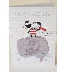 Card by Ichi Ni Three. Available at Printed Stories webshop.