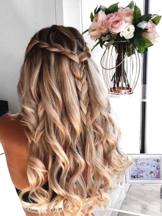 70 Super Easy DIY Hairstyle Ideas For Medium Length Hair #cutehairstylesformediumhair
