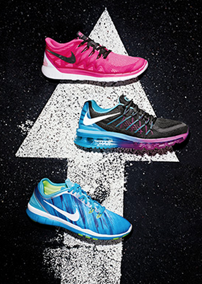 Nike running shoes  http://rstyle.me/n/wdm4npdpe