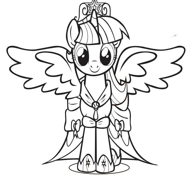 My Little Pony A Nice Necklace Coloring Pages My Little Pony Coloring My Little Pony Baby My Little Pony Twilight