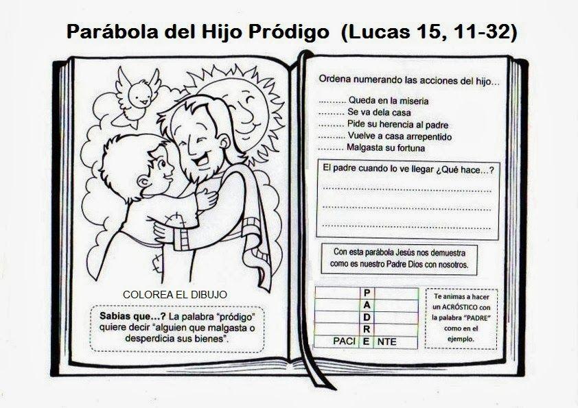 Image result for journal de parábola del hijo pródigo   Journals ...