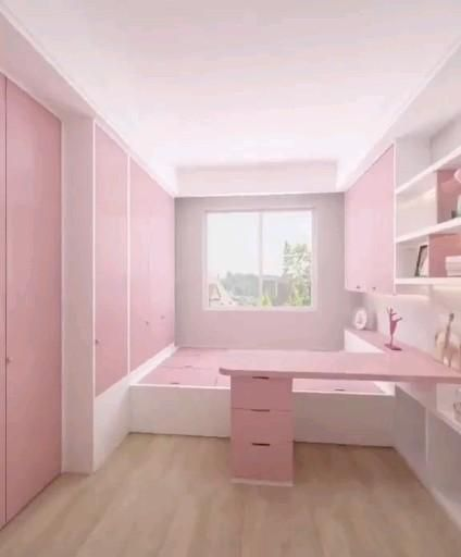 Photo of Cute Bedroom Design!❤️