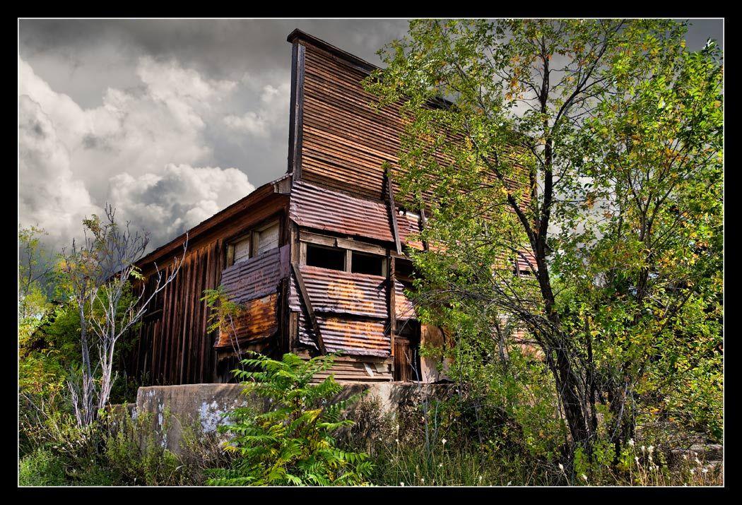 Ghost Towns - Fierro, NM