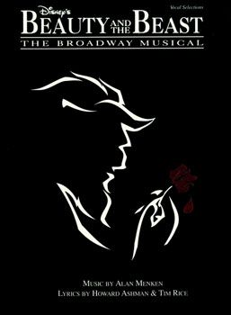 Beauty And The Beast Musical Musical Theatre Posters Theatre