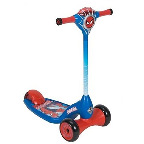 Huffy Marvel Spider Man Lights Sounds Scooter Huffy Toys R