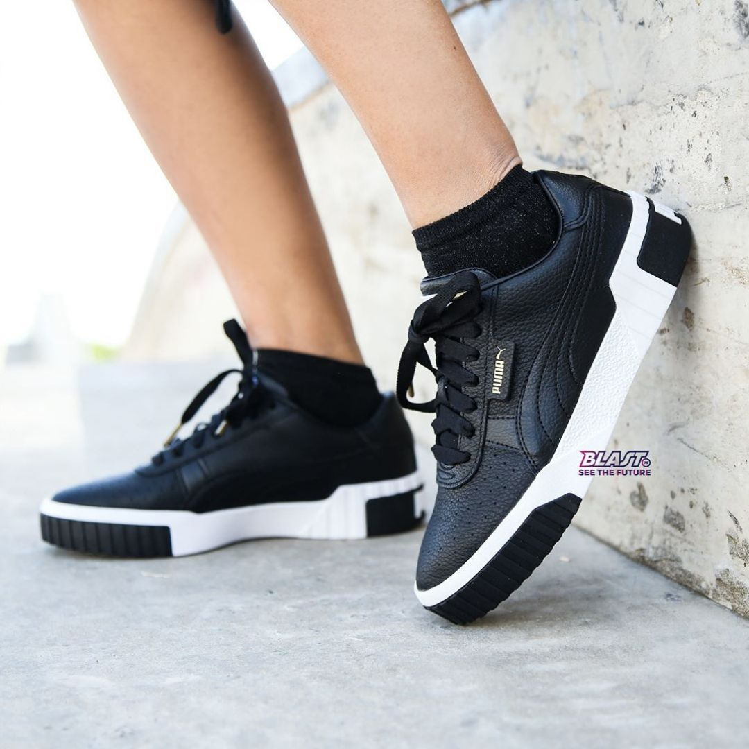 ZAPATILLAS CALI BLACK puma | Zapatillas deportivas mujer ...