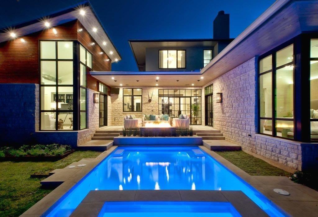 Desain Rumah Tingkat Mewah dengan Kolam Renang & Desain Rumah Tingkat Mewah dengan Kolam Renang Salah satu pilihan ...