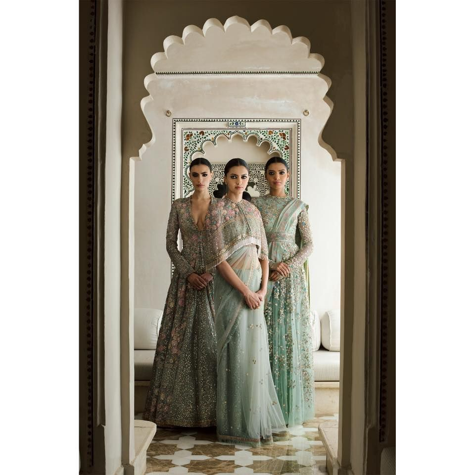 sabyasachi spring couture 2017. the udaipur collection. designer