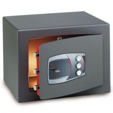 Cassaforte a mobile technomax technofort moby diplo con chiave e combinatore casseforti - Cassaforte a mobile casa ...
