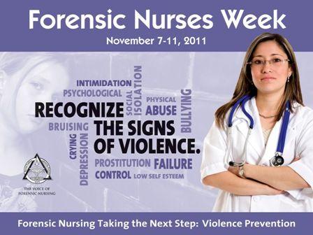 Forensic Nurses Education Forensic Nurses Week Nurse Nurses Week Forensics