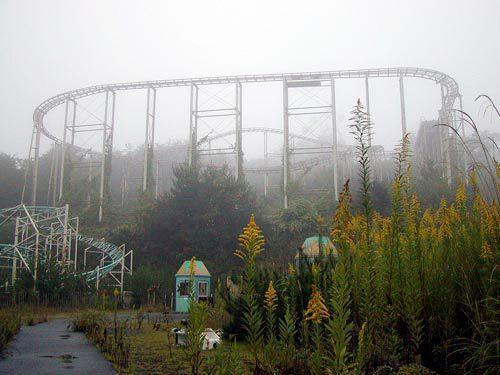 Abandoned amusement park takakanonuma greenland hobara abandoned amusement park takakanonuma greenland hobara fukushima prefecture japan sciox Choice Image