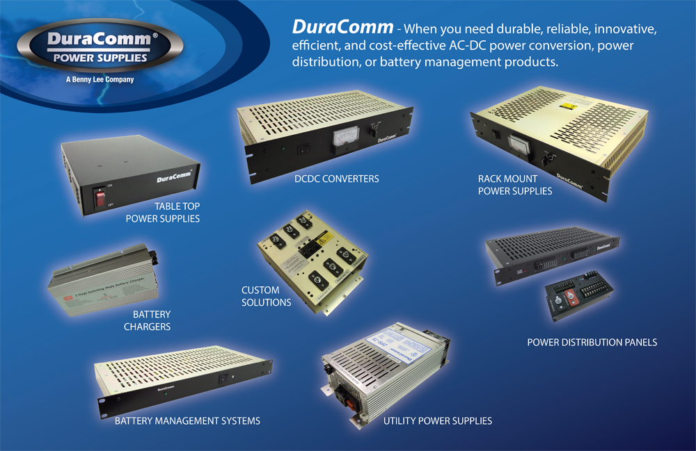 Just a few DuraComm options available - www.BridgeComSystems.com