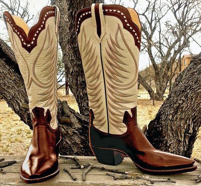 Paul Bond Custom Handmade Cowboy Boots Limited Edition #2 ...