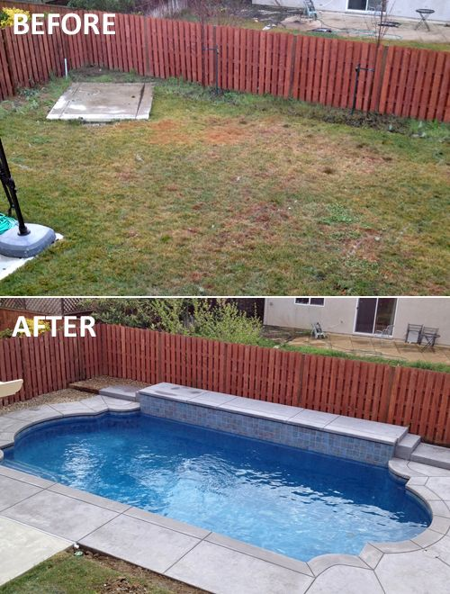 Backyard Makeover Backyard Makeover Backyard Renovations Backyard Remodel