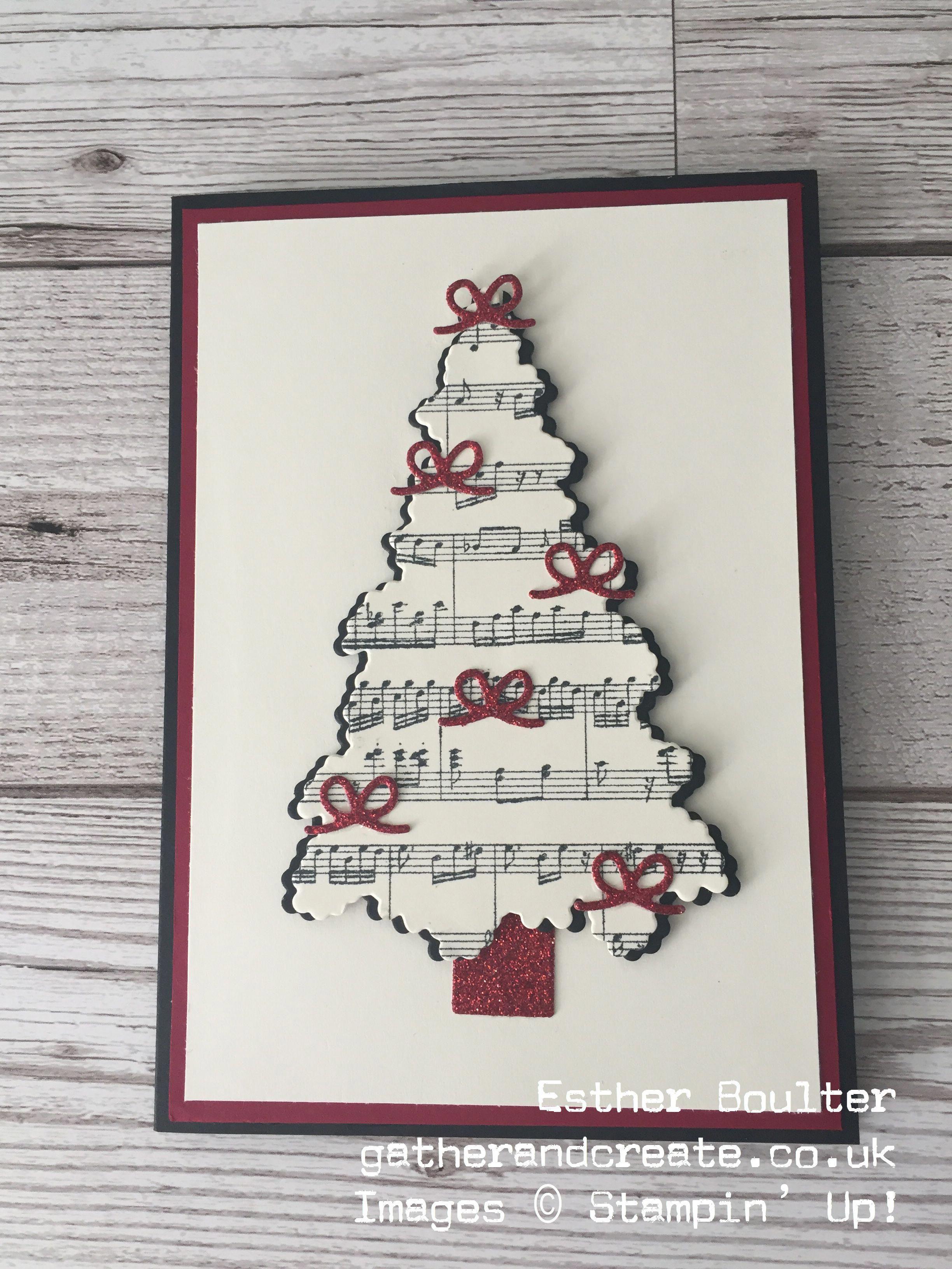 e Christmas Tree 3 looks creatief Pinterest