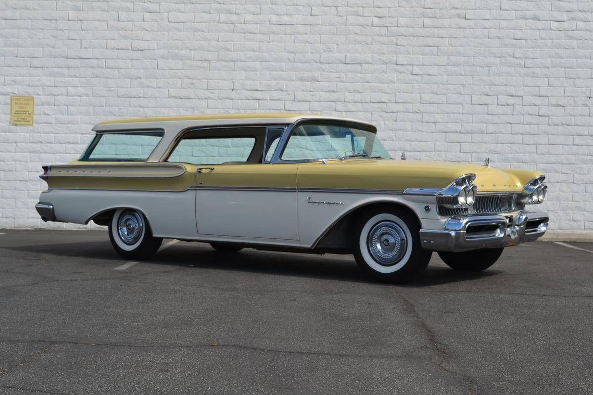 1957 mercury voyager for sale 1498115 hemmings motor for American classic motors for sale