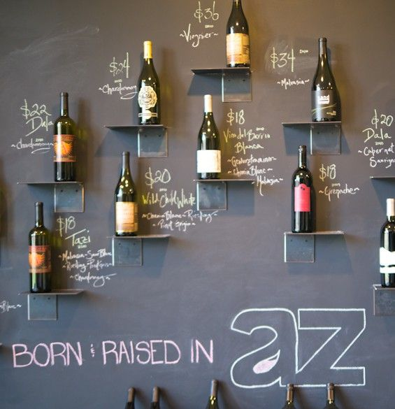 AZ Wine Merchants, Baratin, and Bodega offer a cozy respite from the mid-day rush in the maze of turquoise that is Old Town Scottsdale. The trifecta presents customers the option to find a new local wine, dine in (or out on the soon-to-come patio), or pick up something fresh (and most likely interesting) to prepare at home. PHOTOS BY TEDD ROUNDY.