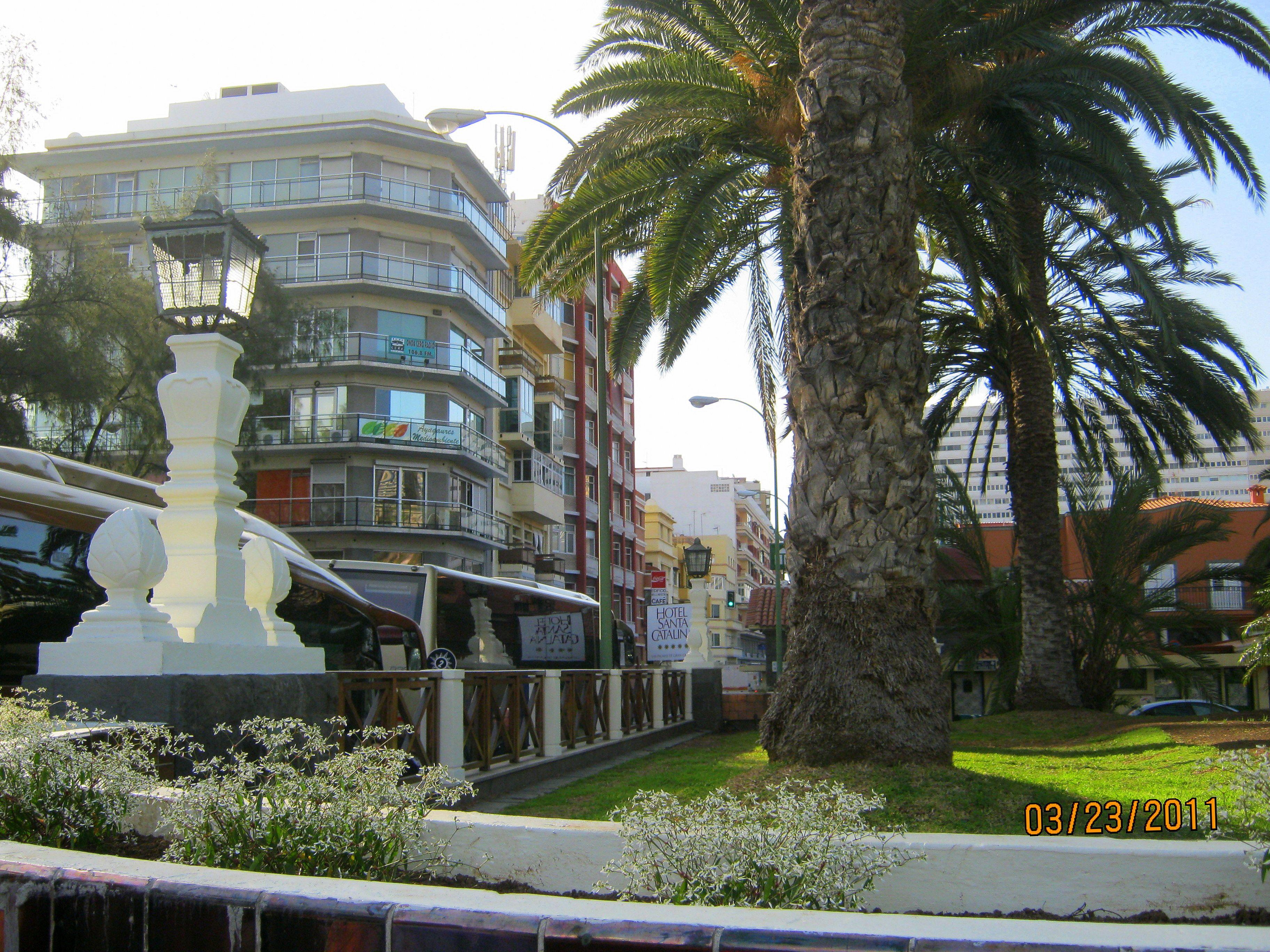 Calle León y Castillo Las Palmas de Gran Canaria, Canarias