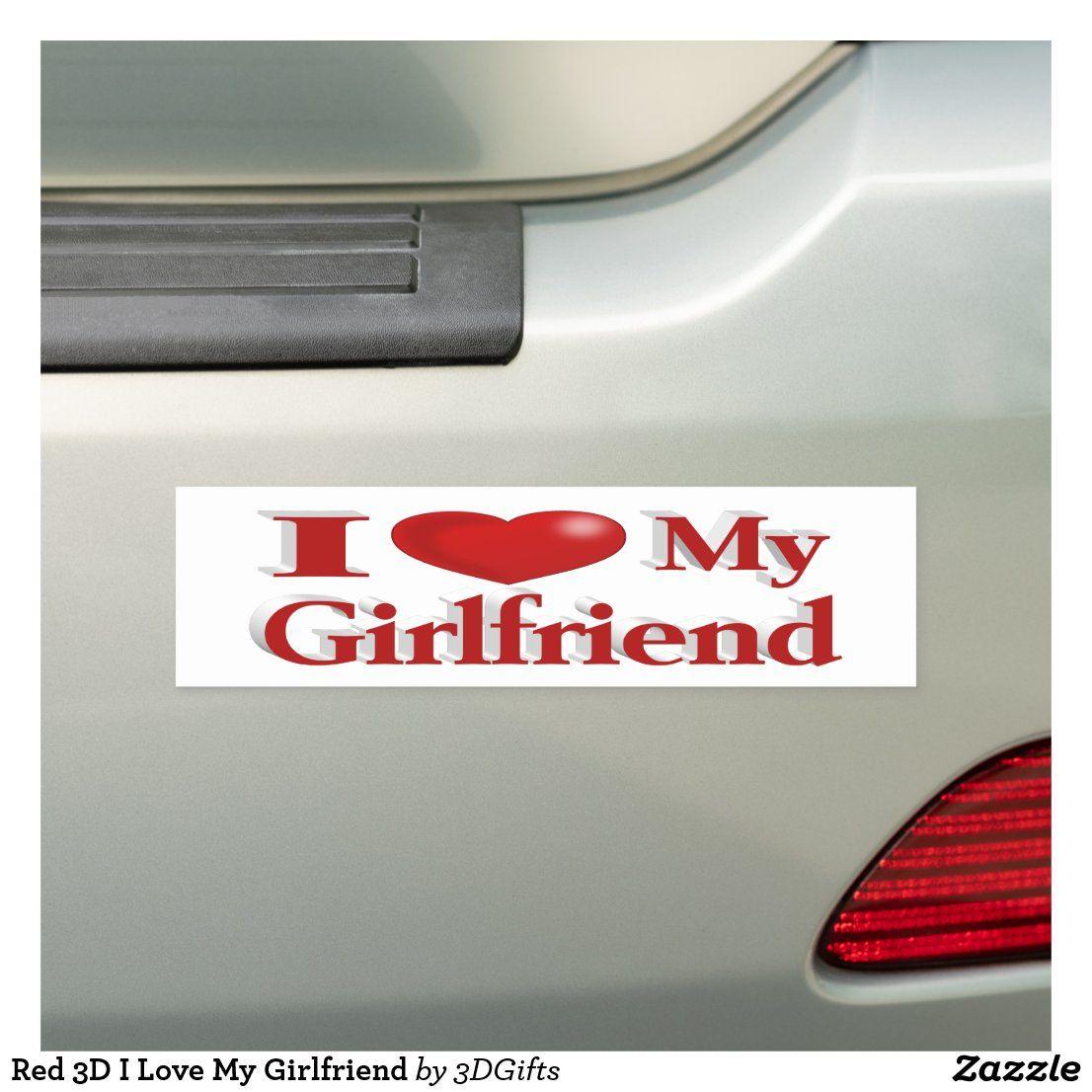 I Love My Girlfriend Car Magnet Zazzle Com I Love My Girlfriend Me As A Girlfriend Car Magnets [ 1106 x 1106 Pixel ]