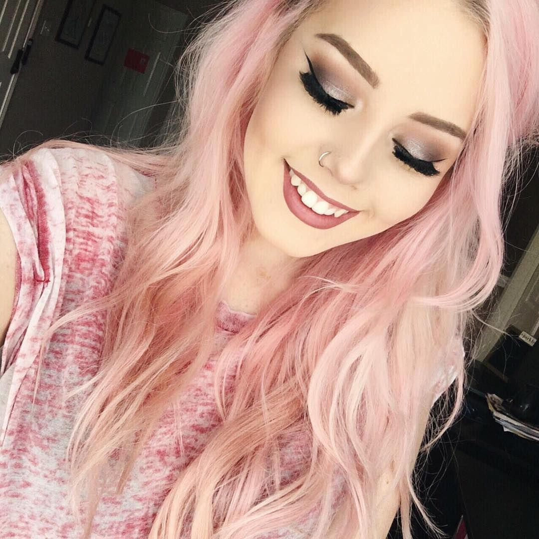 Pin by Mallory Brown on Magical Hair Colors   Pinterest   Makeup ...