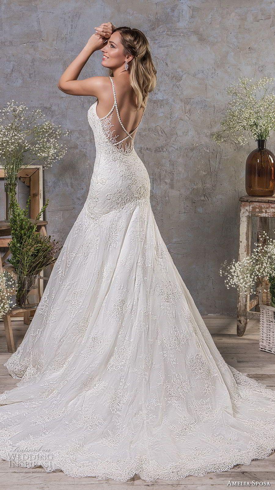 Amelia sposa fall wedding dresses bridal gowns pinterest